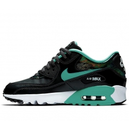 Nike Air Max 90 SE Leather Baskets enfants (GS) - 859633