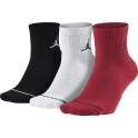 Air Jordan - Chaussettes 3 PPK Quarter - SX5544-011