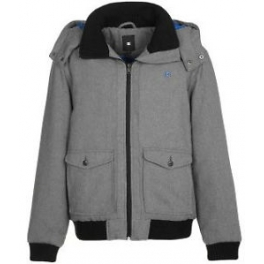 DC Shoes Blouson Tremont By - Kids - Gris - 4220002
