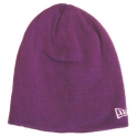 New Era - Bonnet Basic Skull - Violet