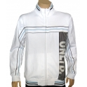 Ecko Unltd. Veste Zippée Up The Block Track - Blanc