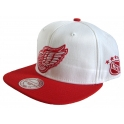 MITCHELL And NESS - Casquette Snapback Detroit Red Wings - NHL - Logo