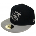 New Era - Casquette New York YANKEES - 59Fifty - Over Due - Black / Grey