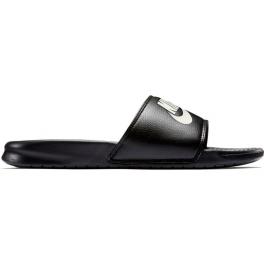 """Nike Benassi 'Just Do It""""- Claquettes- 343880-090"""