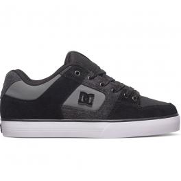 DC Shoes Baskets  Pure SE 301024-KDW Noir / Gris