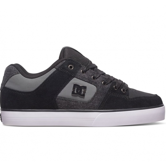 DC Shoes PURE SE Noir / Gris bddGHrlvlT