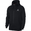 Air Jordan - Sweat à capuche zippé Jumpman Air Fleece