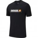 Nike - T-Shirt Nike Sportswear Swoosh - AR5027