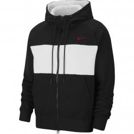 Nike - Sweat à capuche zippé Air Hooded Full Zip - CJ4819