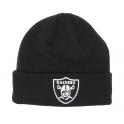 New Era - Bonnet Las Vegas Raiders - NFL Essential Cuff Knit