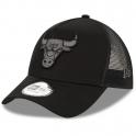 New Era - Casquette 9Forty Trucker Team Logo - Chicago Bulls