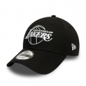 New Era - Casquette 9Forty Outline - Los Angeles Lakers
