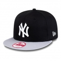 New Era - Casquette Snapback 9Fifty MLB Cotton Block - New York Yankees