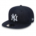 New Era - Casquette Snapback 9Fifty MLB Denim Basic - New York Yankees