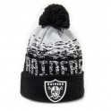 New Era - Bonnet Las Vegas Raiders - MLB Sport Knit