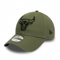 New Era - Casquette 9Forty Outline - Chicago Bulls