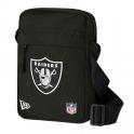 New Era - Sacoche NFL Side Bag - Oakland Raiders