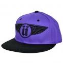 Unkut - Casquette Snapback Wings