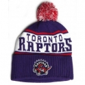 MITCHELL And NESS - Bonnet à pompon NBA - Toronto Raptors