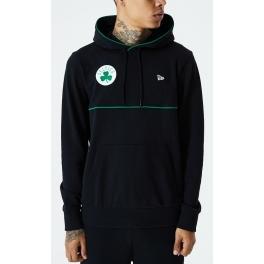 New Era - Sweat-shirt à capuche Boston Celtics - Piping Hoody