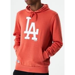 New Era - Sweat-shirt à capuche Los Angeles Dodgers
