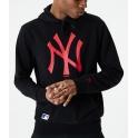 New Era - Sweat-shirt à capuche New York Yankees