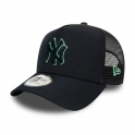 New Era - Casquette Nylon Front AF  Trucker - New York Yankees