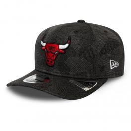 New Era - Casquette Snapback 9Fifty Stretch - Chicago Bulls