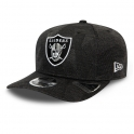 New Era - Casquette Snapback 9Fifty Stretch - Oakland Raiders