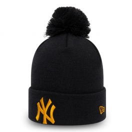 New Era - Bonnet New York Yankees - League Essential Bobble knit