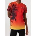 New Era - T-shirt NBA Summer City - Chicago Bulls