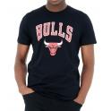 New Era - T-shirt NBA Team Logo - Chicago Bulls