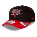 New Era - Casquette 9Fifty Stretch - Chicago Bulls