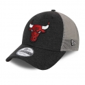 New Era - Casquette 9Forty Trucker Home Field - Chicago Bulls
