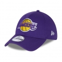 New Era - Casquette 39Thirty Core NBA - Los Angeles Lakers