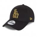 New Era - Casquette 9Forty Metallic Logo - Los Angeles Dodgers