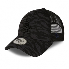 New Era - Casquette 9Forty Trucker Tiger Print - Los Angeles Dodgers