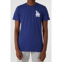 New Era - T-shirt MLB Chest Logo - Los Angeles Dodgers
