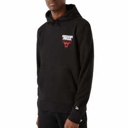 New Era - Sweat-shirt à capuche - Chicago Bulls