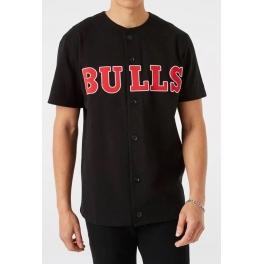 New Era - Chemise de Baseball - Chicago Bulls