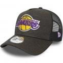 New Era - Casquette Trucker Shadow Tech - Los Angeles Lakers