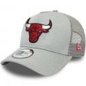New Era - Casquette Trucker Shadow Tech - Chicago Bulls