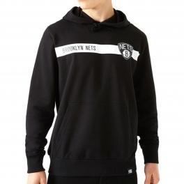 New Era - Sweat-shirt à capuche - Brooklyn Nets