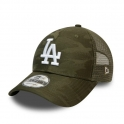 New Era - Casquette 9Forty Trucker Home Field  - Los Angeles Dodgers