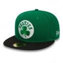 New Era - Casquette 59Fifty - NBA Basic - Boston Celtics