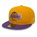 New Era - Casquette 59Fifty - NBA Basic - Los Angeles Lakers