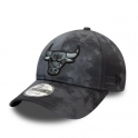 New Era - Casquette 9Forty Poly Print - Chicago Bulls