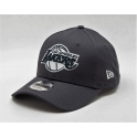 New Era - Casquette 9Forty - NBA Grayscale - Los Angeles Lakers