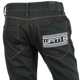 WATI B - Jeans - Denim Pant - Japan Raw / White