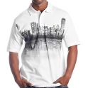 Wrung Division - Polo City Reflexion - White